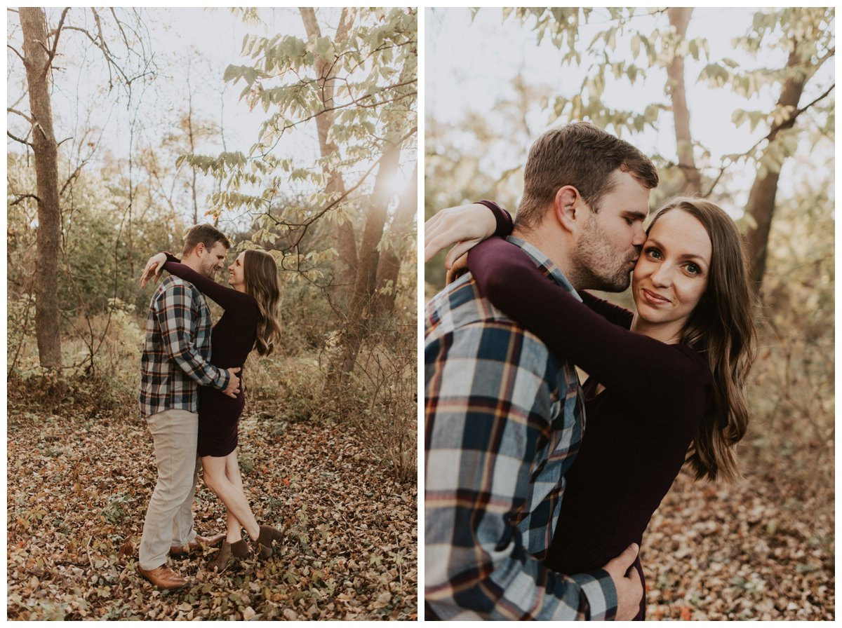 karlie beau lincoln engagement photography nebraska wedding photographer
