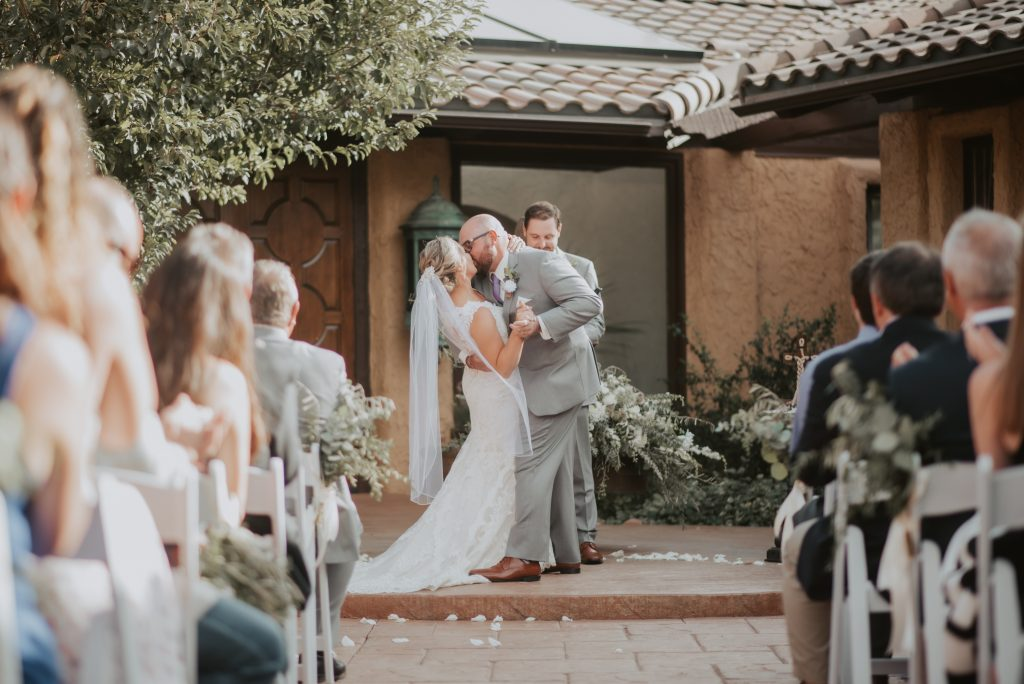 denver colorado summer wedding at villa parker